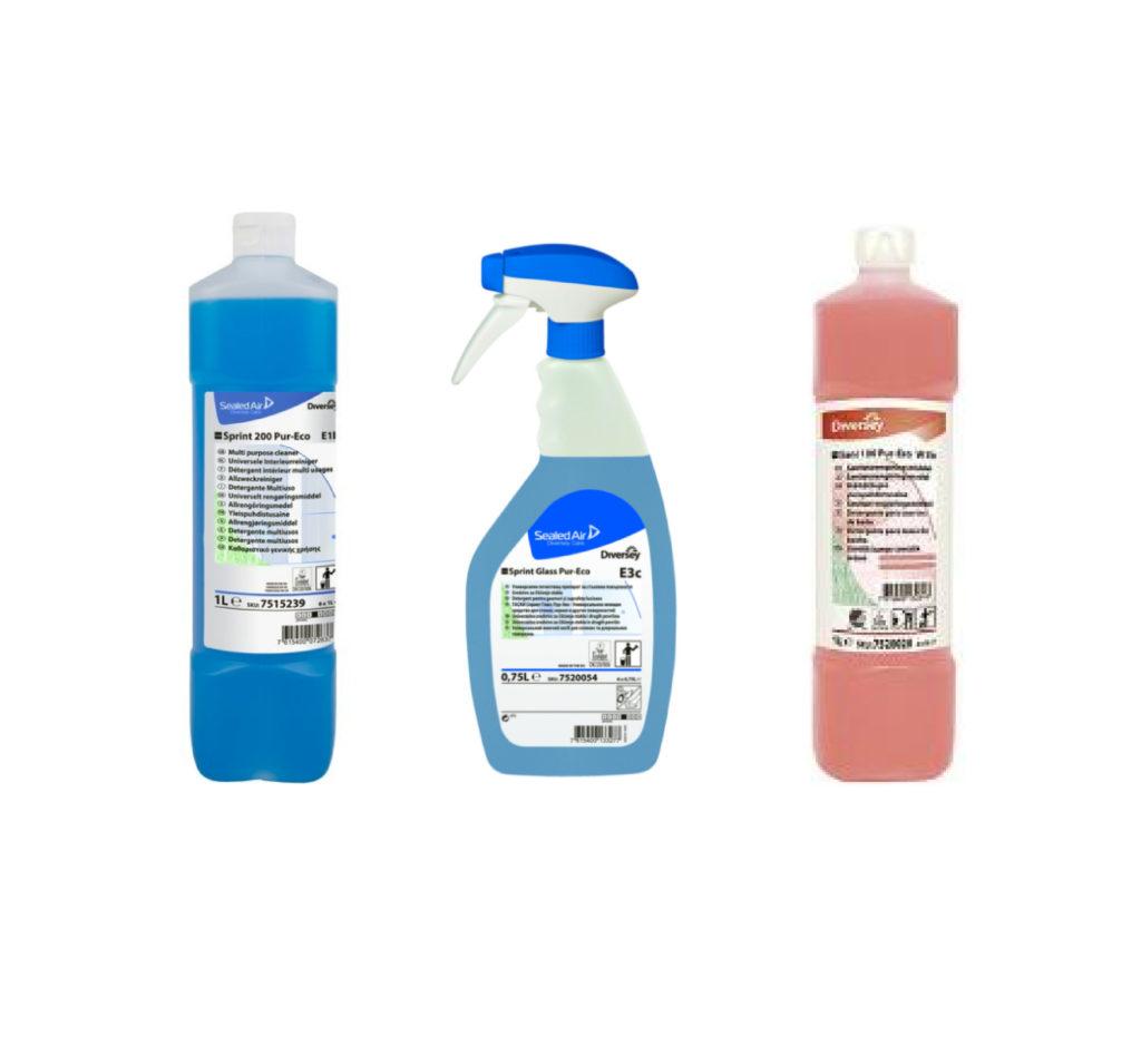 Kotisiivous - Moppi.com - ympäristöystävälliset pesuaineet