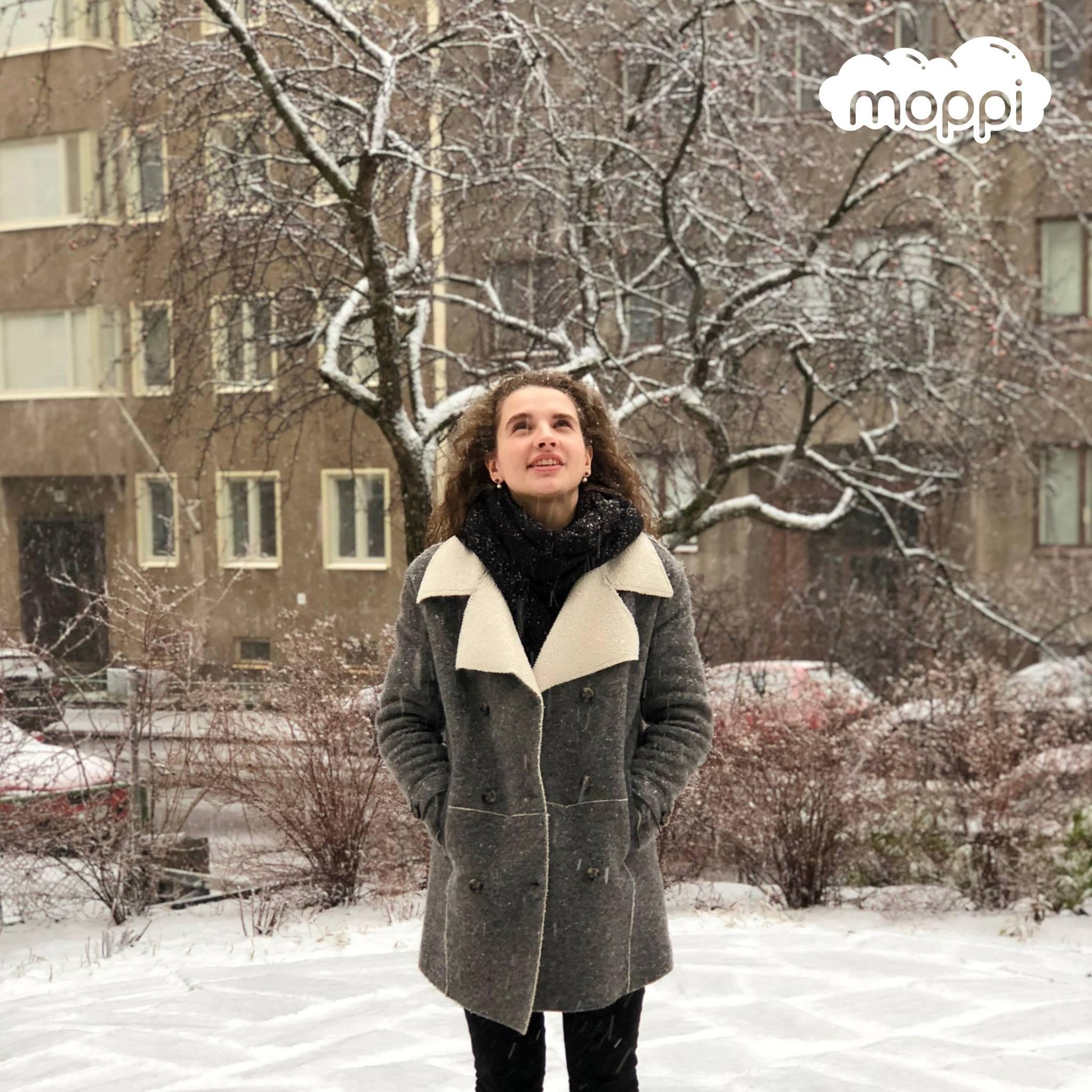 Siivooja - Anna - Helsinki, Espoo - Moppi.com